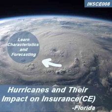 Florida - HURRICANES AND THEIR IMPACT ON INSURANCE (CE) (INSCE008FL2)