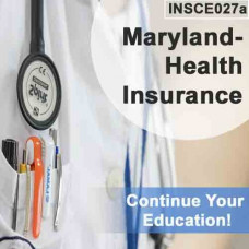 Maryland - Health Insurance (CE)